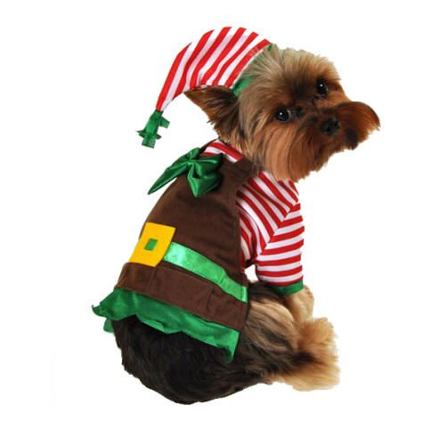 Dog Christmas Outfits Dog Santa Suits