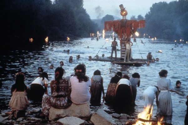 Time of the Gypsies  (Dom za Vesanje)  Yugoslavia - 1989  Directed by Emir Kusturica