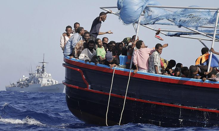 Refugees and human rights organisations react with anger as minister says saving people encourages others to risk voyage
