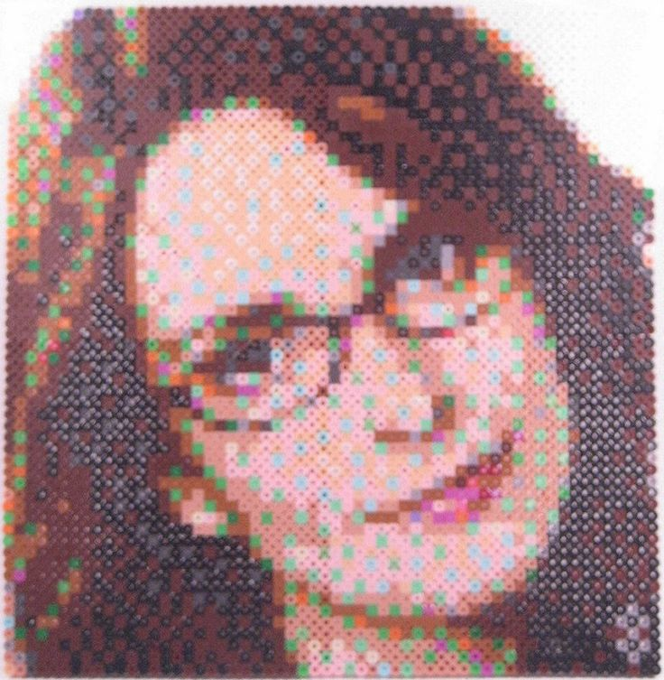 Celebrity Style Beads: 961 Best Famous Portraits Images On Pinterest