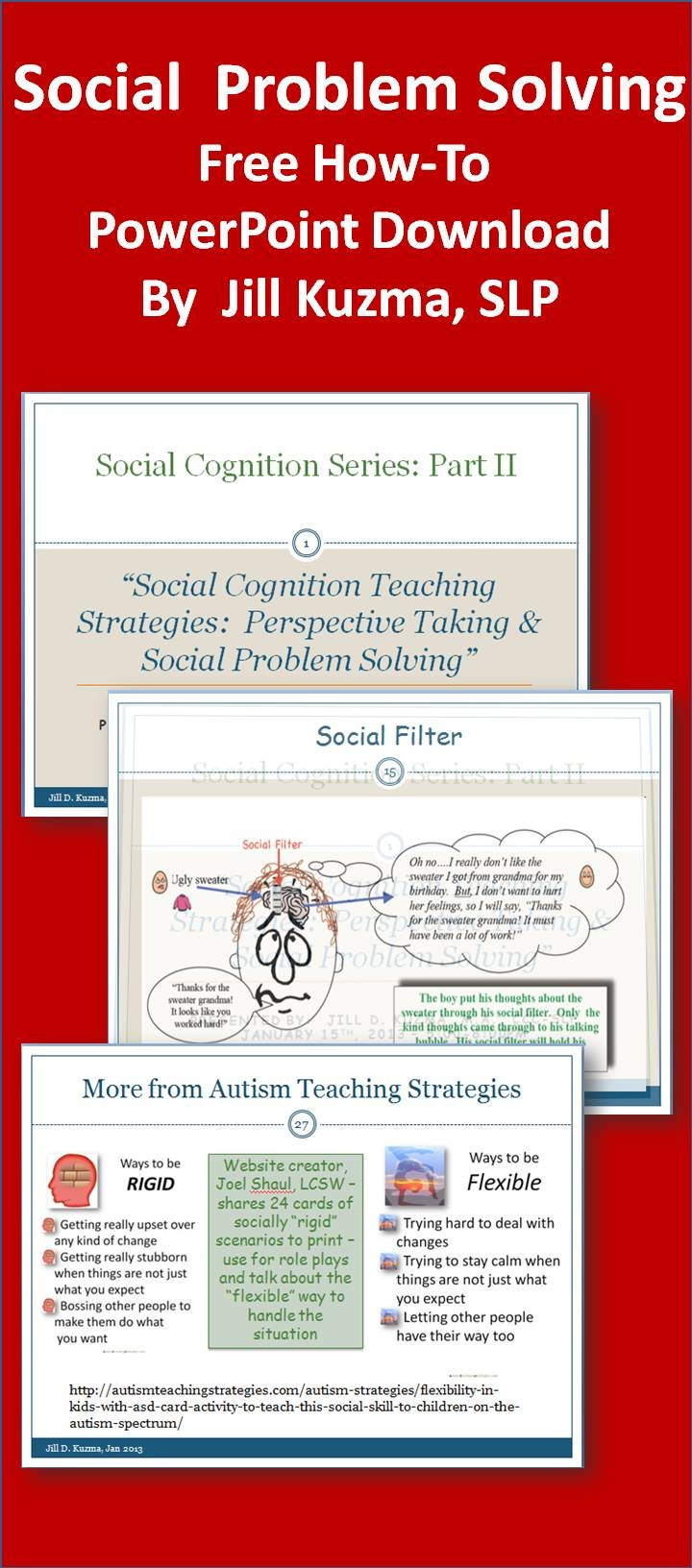 PowerPoint on social cognition