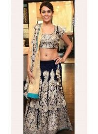 New Arrival Black Designer Lehenga Choli..