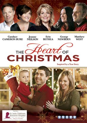 The Heart of Christmas - DVD | Inspired by a true story | $12.92 at ChristianCinema.com