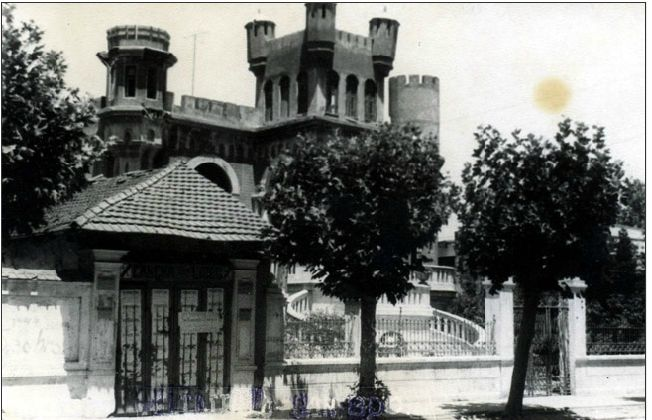 Castillo en San Bernardo