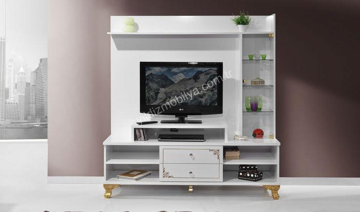 Elmas Tv Sehpası #tvstand #familyroom #tv #decoration #home #trend #furniture #pinterest #yildizmobilya http://www.yildizmobilya.com.tr/