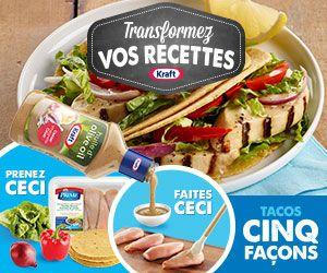 Recette de Boulettes de dinde à la vinaigrette César - Kraft Canada