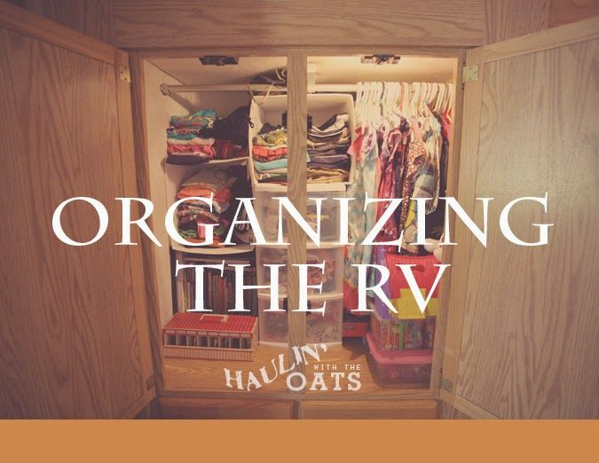 1000 Images About Camper Organization On Pinterest Rv