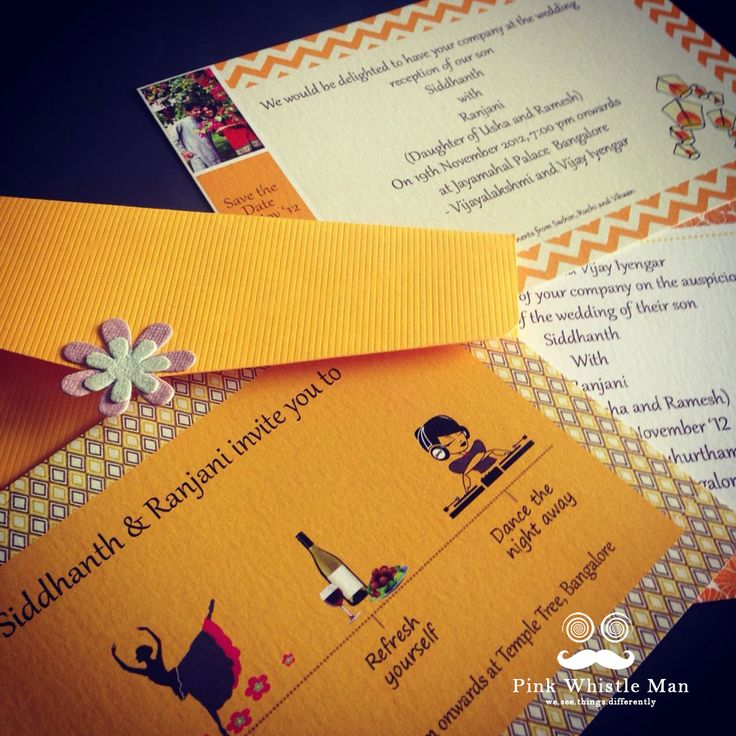 16 best wedding invites images on pinterest invites wedding portfolio pink whistle man solutioingenieria Images