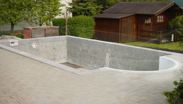 17 best ideas about pool selber bauen on pinterest. Black Bedroom Furniture Sets. Home Design Ideas