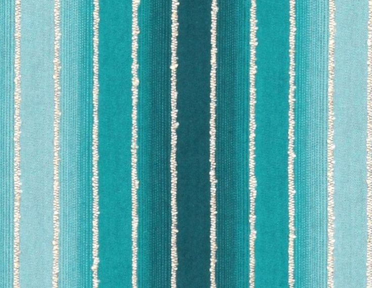Turquoise Ombre Stripe Upholstery Fabric - Aqua Blue Teal Textured Pillow Fabrics - Modern Ombre Headboard Material - Turquoise Roman Shade by PopDecorFabrics on Etsy https://www.etsy.com/listing/167777602/turquoise-ombre-stripe-upholstery-fabric