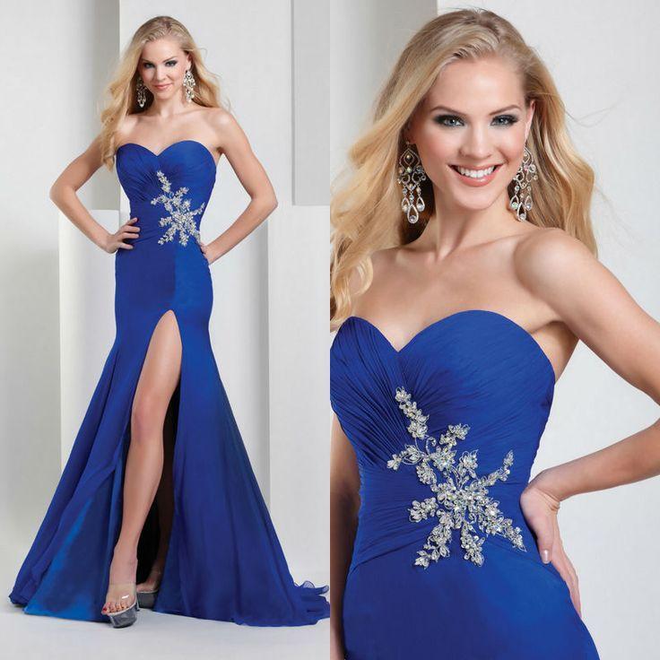 Los Mejores Vestidos De Noche Del Mundo Buscar Con Google Vestidos De Fiesta Mejores Vestidos De Fiesta Vestidos Largos Azules