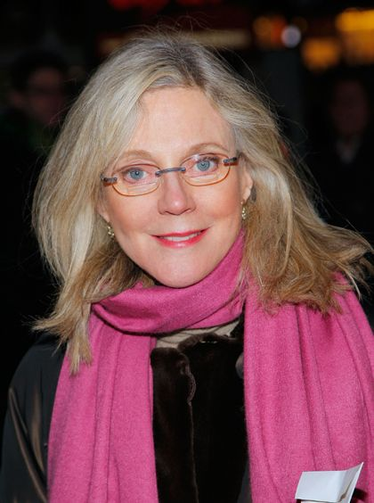 blythe danner -  The more I think about it, Blythe would be the perfect actress to play G'ma Leah.