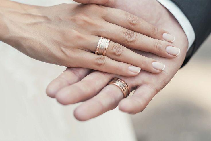 Aliança de casamento da Bvlgari