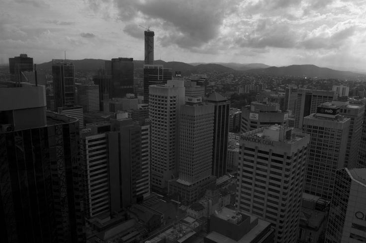 Outside my office window - Brisbane