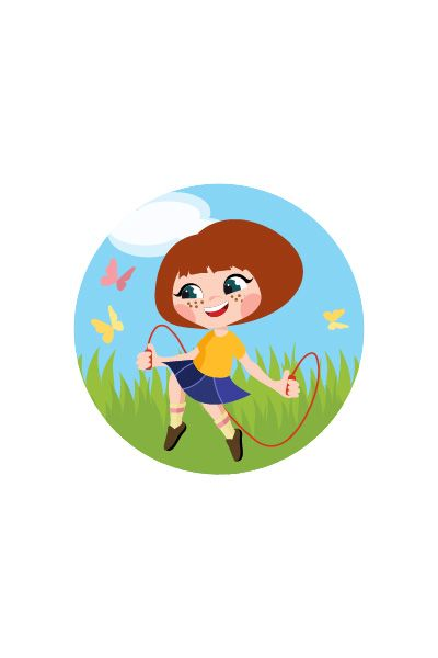 Kid Playing Vector Image #playing #vector http://www.vectorvice.com/kids-activities-vector