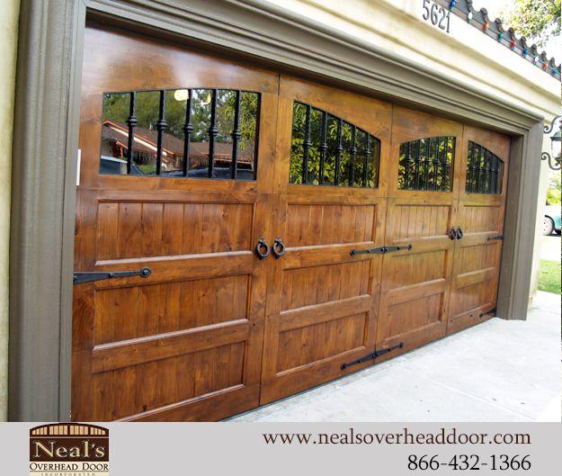 Tuscan Style Custom Garage Doors Designs And Installation Southern California Orange County Ir Garage Door Design Custom Garage Doors Wooden Garage Doors