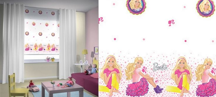 Özellikle kız çocukları için Barbie desenli stor perdeler hoş bir tercih olabilir. Eğer siz de böyle bir perdeye sahip olmak istiyorsanız, 100-250 TL arasında bir ücreti gözden çıkarman�