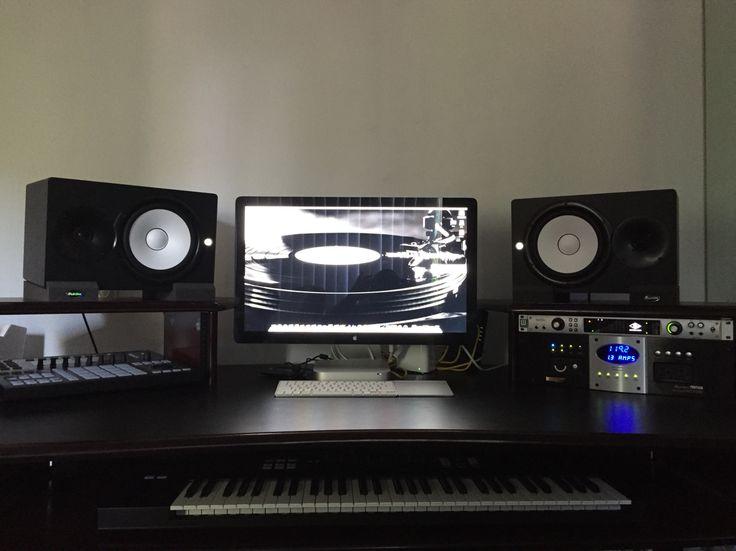 yamaha hs8. home studio #uad #apollo #yamaha #hs8 #hs8s #nativeinstruments #kompletekontrols61 #maschinestudio #kkaudio #imacmini #logicx #monsterpro5100 #sign\u2026 yamaha hs8