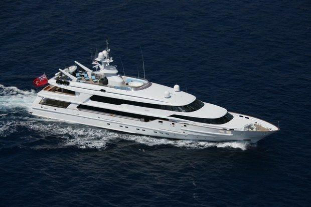 Yacht di lusso Oceanco Anedigmi in vendita a Palm Beach