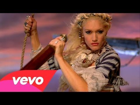 Gwen Stefani - Rich Girl ft. Eve - YouTube  The best singer and performer in the world...even the judge of The Voice.