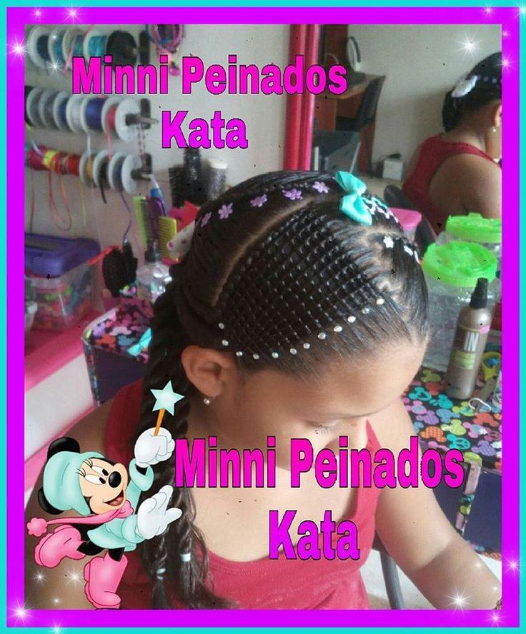 #minnipeinadoskata #medellincolombia #sancristobalmedellin #peinados #peinadosparaniñas #niñas#peinadosrecogidos #encintados#tejidos#moños#entorchados#flores#peinadosinfantiles #peinadosmedellin #trenzas#trenzitas#hilochino#trenzasdemoda