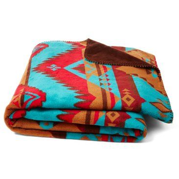 Check out this item at One Kings Lane! Native Trail Throw, Multi