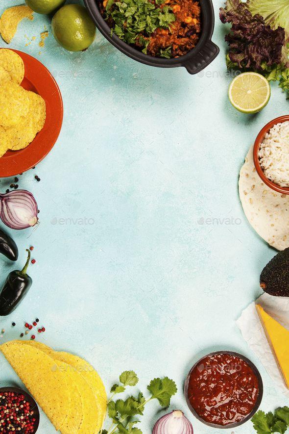 Mexican Food Mexican Food Recipes Food Menu Design Food Projects