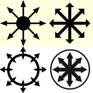 Variações do Chaos Star