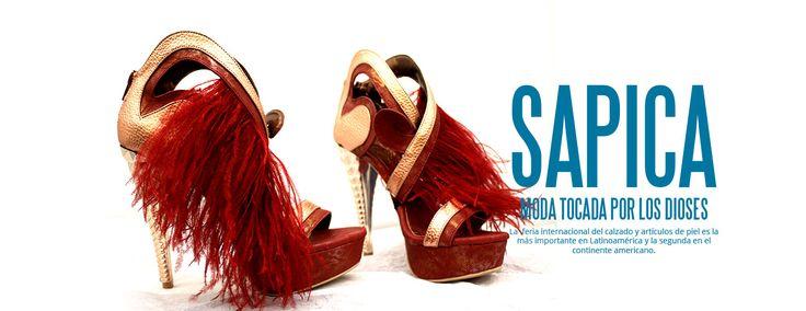 Moda tocada por los dioses, SAPICA PV 2014