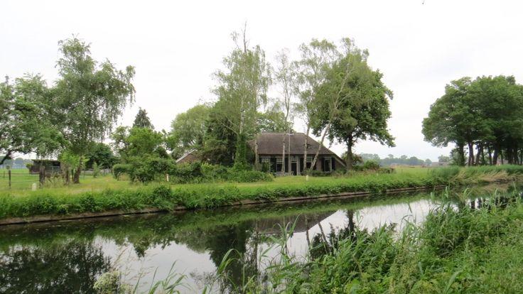 2015-06-14 Idyllisch plekje aan het Overijsselsch Kanaal nabij Heeten