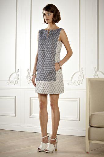 Shift dress - my style !