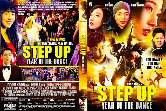 Step Up Year Of The Dance Dvd Cover In 2020 With Images Dvd
