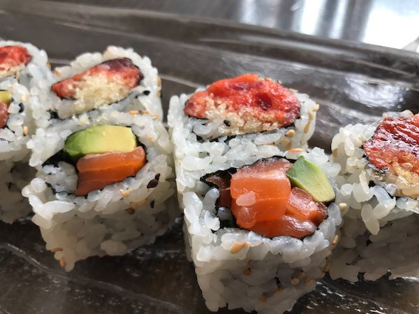A Review of Butterfly Sushi | Bootler Food Delivery