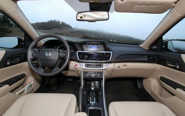 2016 Honda Accord Sport Interior