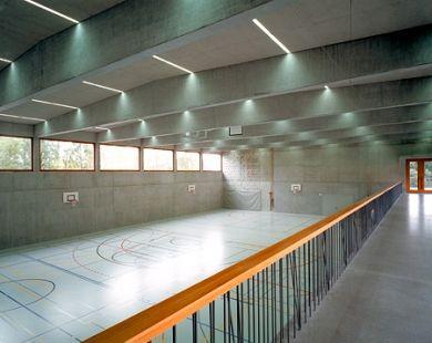 Sporthalle - Giuliani.Hönger