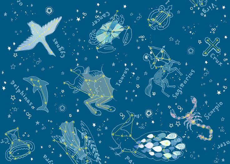 星座 星図 宇宙