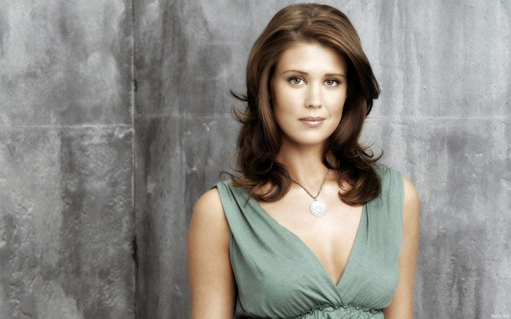 Sarah Lancaster's married life