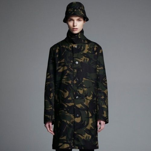 Stutterheim Inferno in camo
