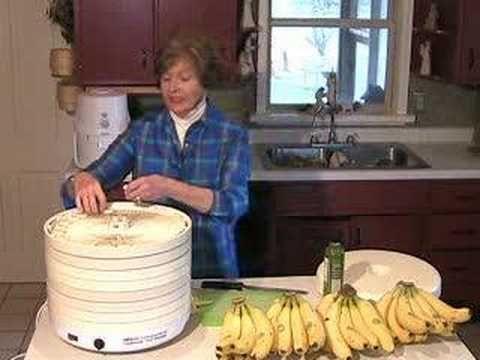 (9) American Harvest Dehydrator - YouTube