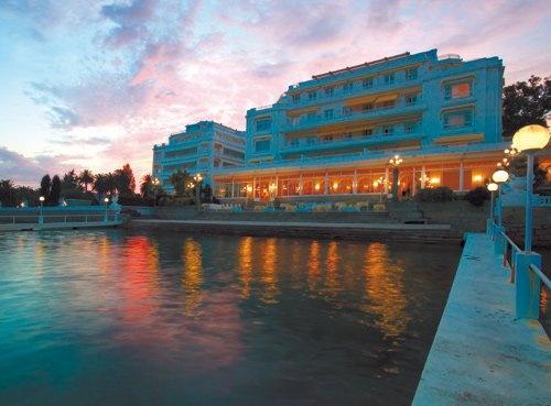 Gran Hotel La Toja, Pontevedra, Spain.