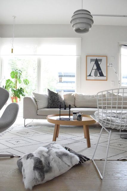Olohuone / Scandinavian interior