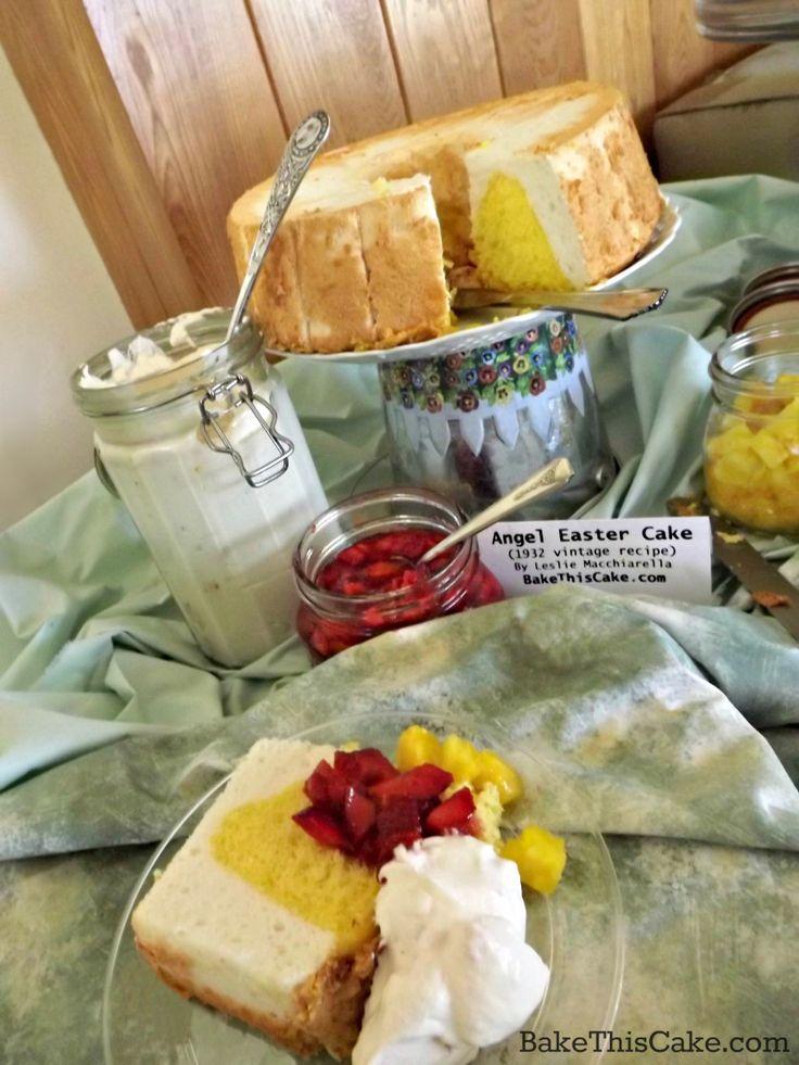 Sarah Bernhardt Cake History