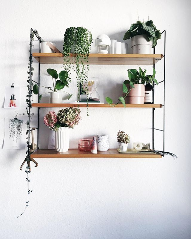 Die Besten 25+ String Regal Ideen Auf Pinterest | Apartment