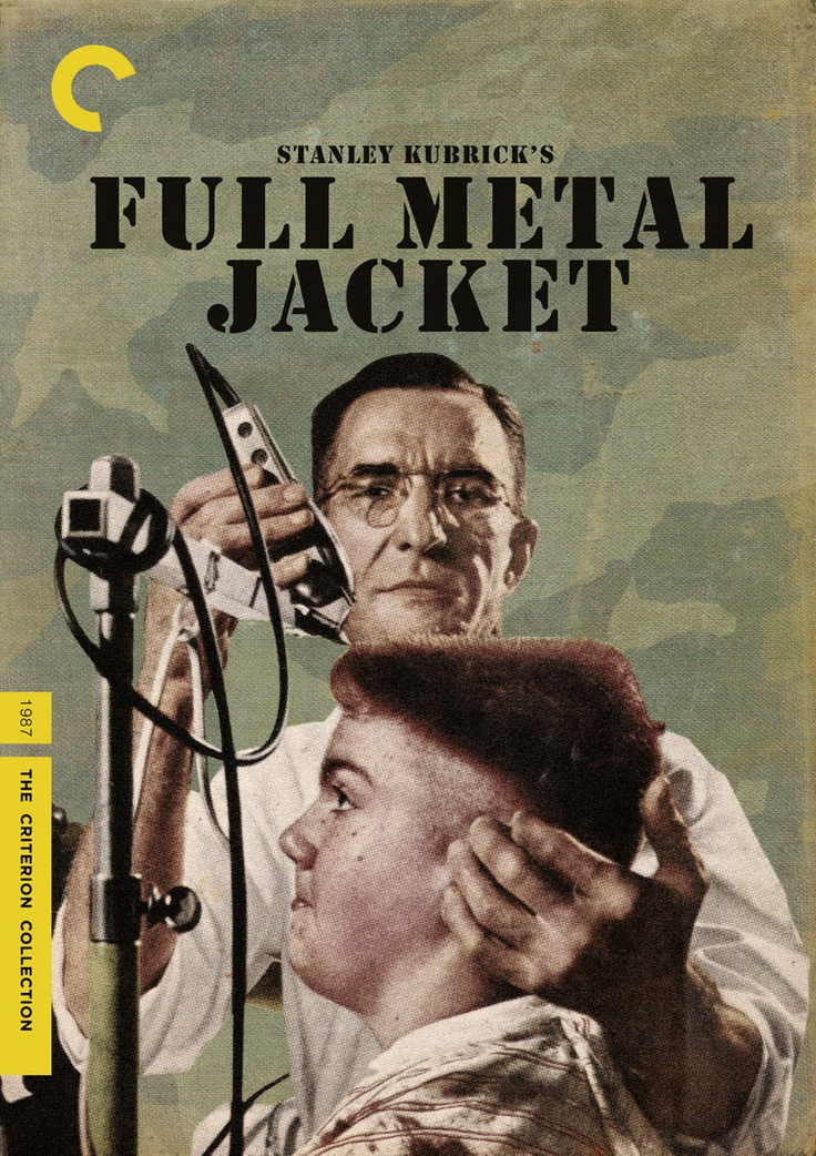 full metal jacket essay Read full metal jacket free essay and over 88,000 other research documents full metal jacket full metal jacket and platoon are clearly two of the biggest movies ever made about the vietnam war therefore, they.