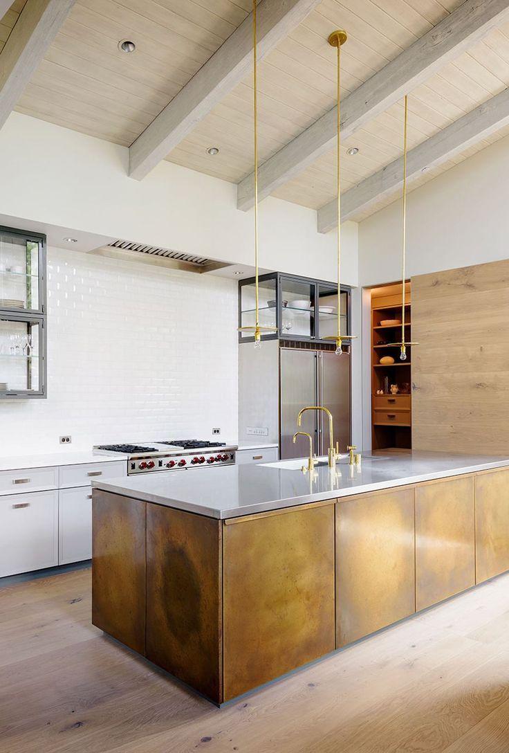 36 best U shaped kitchen layout images on Pinterest | Arquitetura ...
