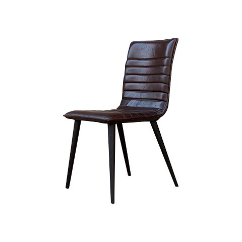 Roomers – это особенная коллекция, воплощение всего самого лучшего, модного и новаторского в мире дизайнерской мебели, предметов декора и стильных аксессуаров. Интерьерные решения от Roomers – всегда актуальны, более того, они - на острие моды. Коллекции Roomers тщательно отбираются и обновляются дважды в год специально для вас.             Метки: Кухонные стулья.              Материал: Металл, Кожа натуральная.              Бренд: ROOMERS.              Стили: Лофт, Скандинавский и…