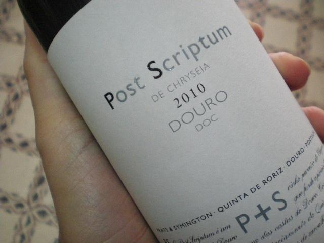 Post Scriptum 2010 - Vinho do Douro