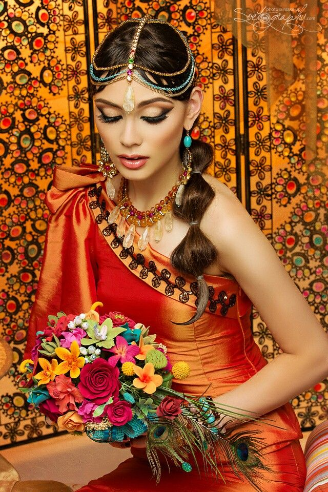 Foreign brides in india