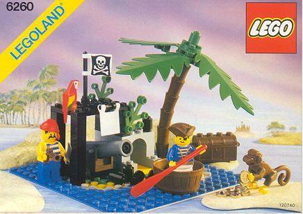 LEGO 6260-1: Shipwreck Island   Brickset: LEGO set guide and database