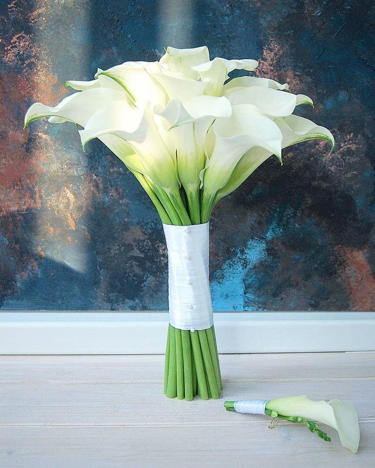 Роз для, свадебные букеты из калл купить
